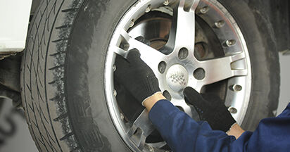 Changing of Brake Discs on VW T5 Platform 2011 won't be an issue if you follow this illustrated step-by-step guide