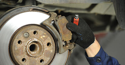 How to replace Brake Discs on VW TRANSPORTER V Platform/Chassis (7JD, 7JE, 7JL, 7JY, 7JZ, 7FD 2008: download PDF manuals and video instructions