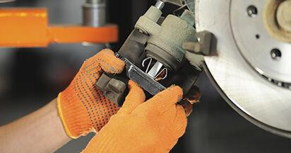 XC90 I 3.2 AWD 2013 2.5 T AWD Bremsbeläge - Handbuch zum Wechsel und der Reparatur eigenständig