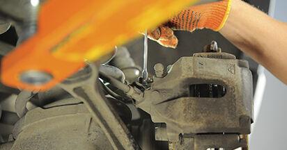 Zweckdienliche Tipps zum Austausch von Bremsbeläge beim VOLVO XC90 I 2.9 T6 2003