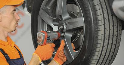 XC90 I 3.2 AWD 2013 Wiellager instructies voor doe-het-zelf vervangen