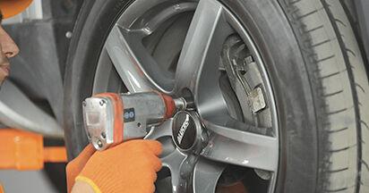 Wie Koppelstange Volvo XC90 1 2.4 D5 2002 tauschen - Kostenlose PDF- und Videoanleitungen