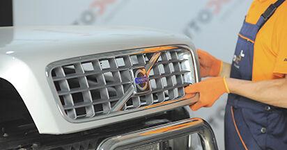 Så svårt är det att göra själv: Byt Fjädrar på Volvo XC90 1 2.4 D3 / D5 2008 – ladda ned illustrerad guide