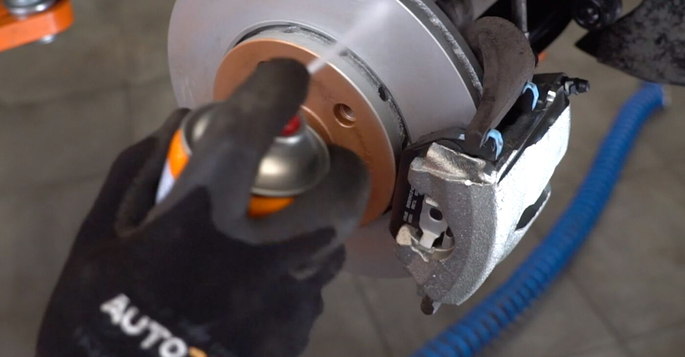 DIY replacement of Anti Roll Bar Links on VW POLO (9N_) 1.4 TDI 2003 is not an issue anymore with our step-by-step tutorial
