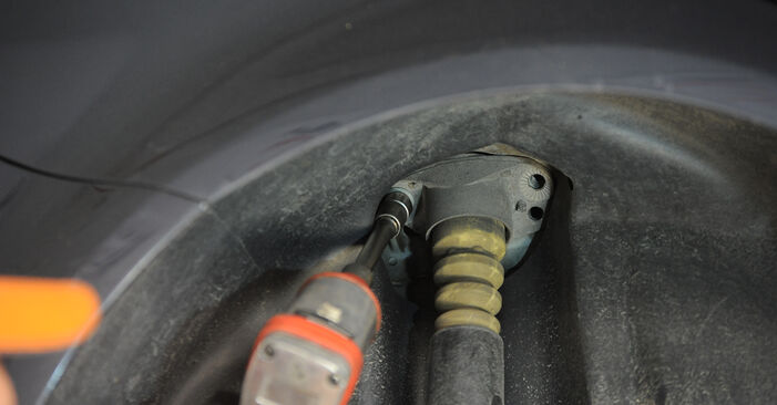 Changing of Strut Mount on Polo 9n 2009 won't be an issue if you follow this illustrated step-by-step guide