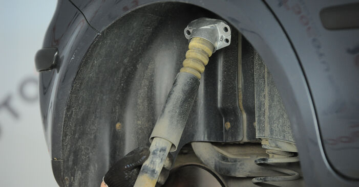 DIY replacement of Strut Mount on VW POLO (9N_) 1.4 TDI 2003 is not an issue anymore with our step-by-step tutorial