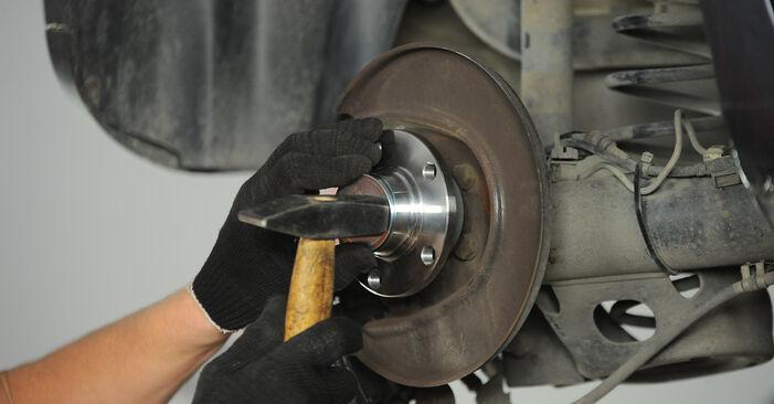 Zweckdienliche Tipps zum Austausch von Radlager beim VW POLO (9N_) 1.4 TDI 2003