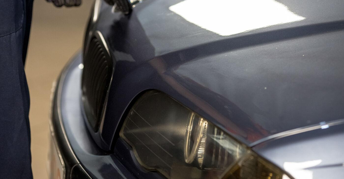 Kaip pakeisti Skersinės vairo trauklės galas BMW 3 (E46) 2003: atsisiųskite PDF instrukciją ir vaizdo pamokas