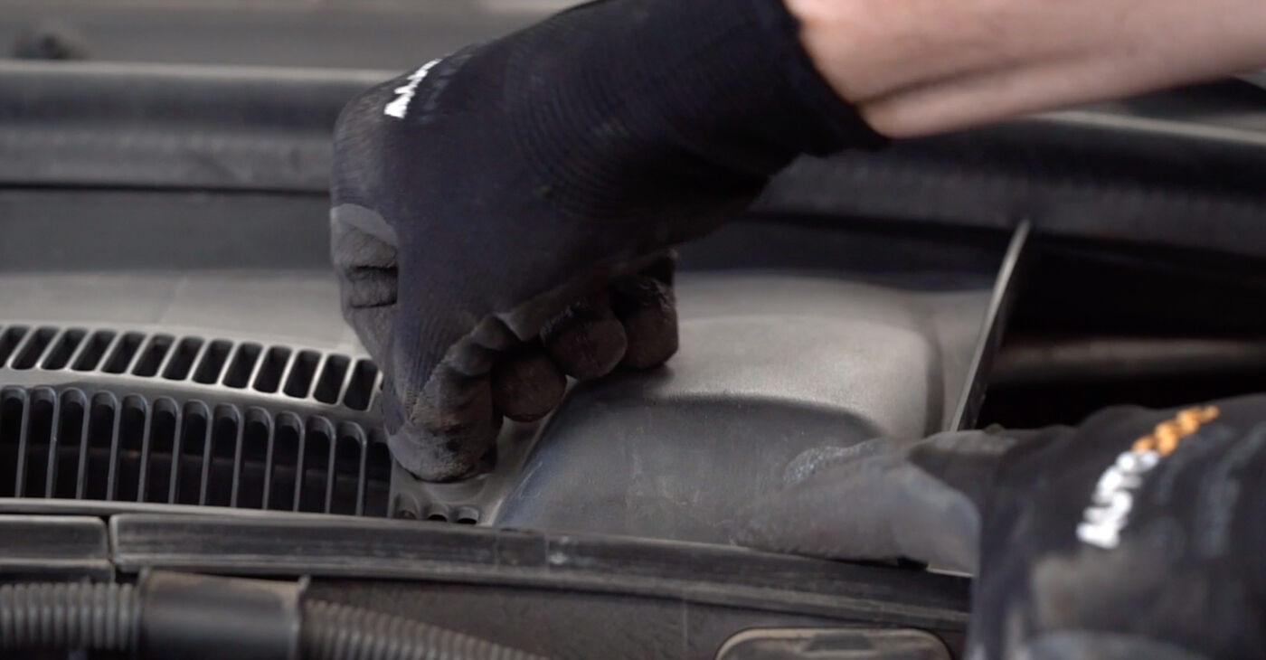 BMW X5 4.6 is Piduriketas vahetus: veebijuhendid ja õppevideod