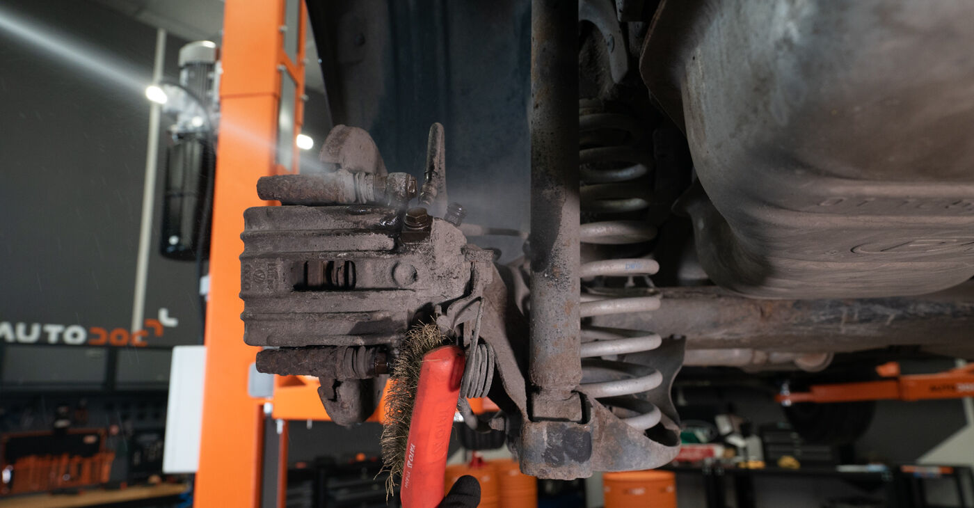 Need to know how to renew Brake Pads on AUDI A3 2003? This free workshop manual will help you to do it yourself