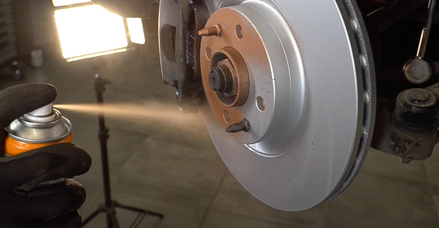 Come cambiare Braccio Oscillante su FIAT BRAVO II (198) 2006 - manuali PDF e video gratuiti