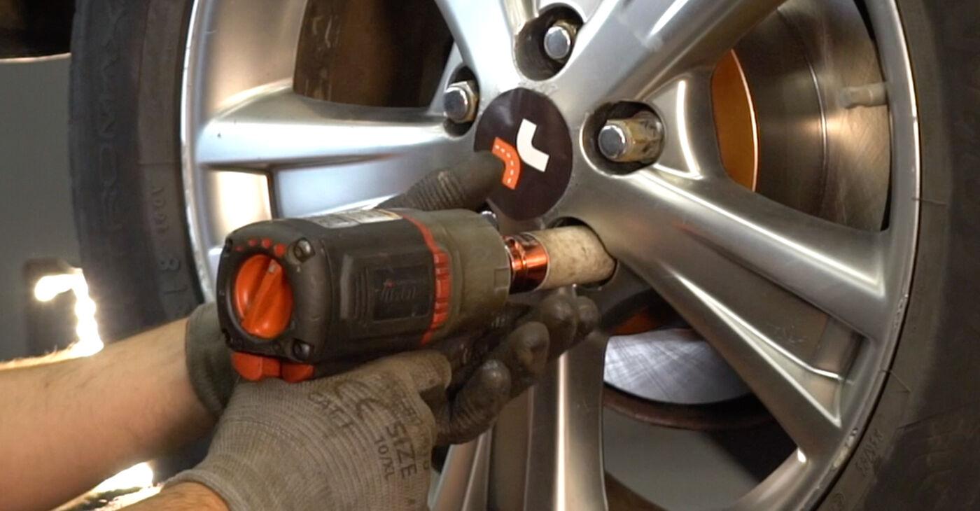 RX (MHU3_, GSU3_, MCU3_) 3.5 2008 Blazilnik DIY menjava, priročnik delavnice