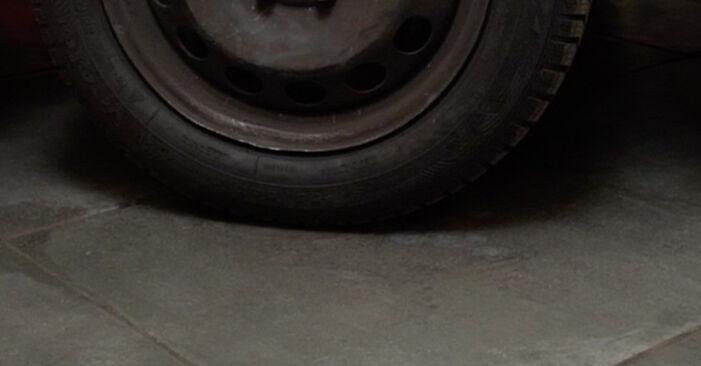 Spurstangenkopf Ihres Audi A3 8p1 1.6 FSI 2011 selbst Wechsel - Gratis Tutorial