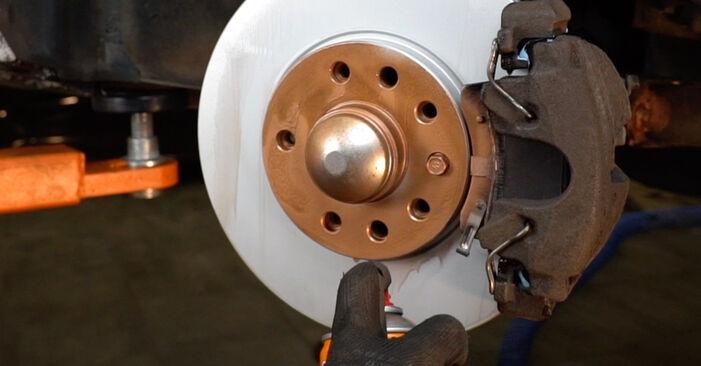 Koppelstange Opel Zafira f75 2.2 DTI 16V (F75) 2001 wechseln: Kostenlose Reparaturhandbücher