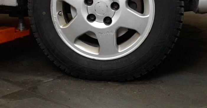 Wie schwer ist es, selbst zu reparieren: Koppelstange Opel Zafira f75 2.0 OPC (F75) 2005 Tausch - Downloaden Sie sich illustrierte Anleitungen
