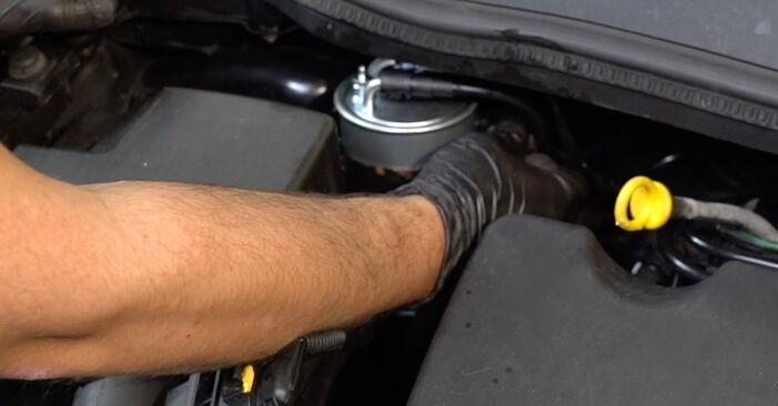Zweckdienliche Tipps zum Austausch von Kraftstofffilter beim OPEL Corsa D Schrägheck (S07) 1.4 (L08, L68) 2011