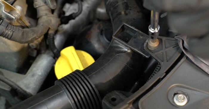 Opel Corsa D 1.2 (L08, L68) 2008 Gløderør udskiftning: gratis værksteds manualer