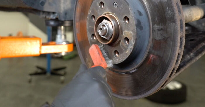 How to change Brake Discs on Opel Corsa D 2006 - free PDF and video manuals