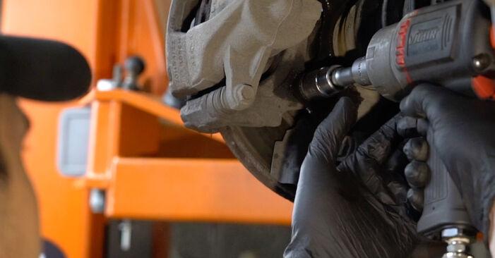 Corsa D Hatchback (S07) 1.3 CDTI (L08, L68) 2008 Wheel Bearing DIY replacement workshop manual