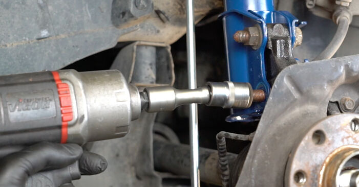 OPEL CORSA 1.3 CDTI (L08, L68) Wheel Bearing replacement: online guides and video tutorials