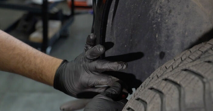 Corsa D Hatchback (S07) 1.3 CDTI (L08, L68) 2008 Hlavný svetlomet svojpomocná výmena vďaka návodu z našej dielne