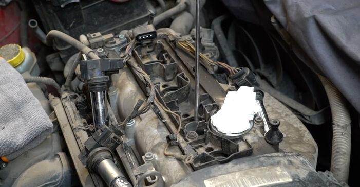 Kako zamenjati Vzigalna svecka na SEAT Ibiza III Hatchback (6L) 2006 - nasveti in triki