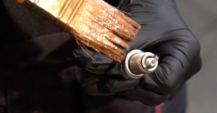Kako zamenjati Vzigalna svecka na Seat Ibiza 6l1 2002 - brezplačni PDF in video priročniki