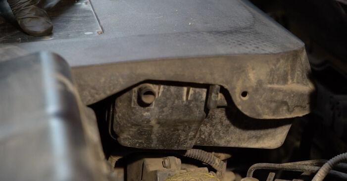 Ibiza III Hatchback (6L) 1.4 TDI 2005 Vzigalna svecka DIY menjava, priročnik delavnice