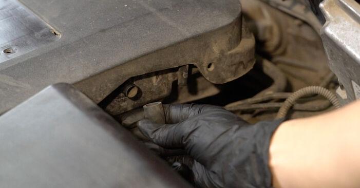 Seat Ibiza 6l1 1.4 16V 2004 Vzigalna svecka zamenjava: brezplačni priročnik delavnice