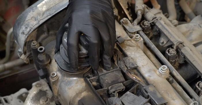 Kako zamenjati Vzigalna svecka na SEAT Ibiza III Hatchback (6L) 2007 - prenesite PDF priročnike in video navodila