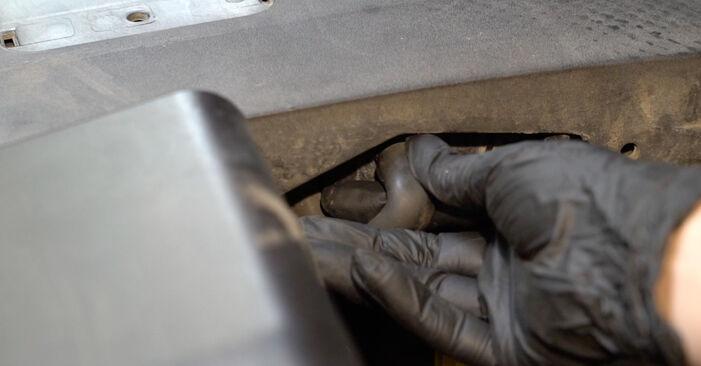 Tausch Tutorial Zündspule am SEAT Ibiza III Schrägheck (6L) 2006 wechselt - Tipps und Tricks