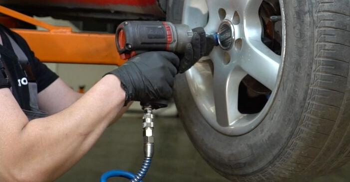 Seat Ibiza 6l1 1.4 16V 2004 Stabilisatorstang remplaceren: kosteloze garagehandleidingen