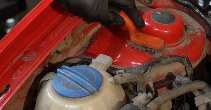 Federn Seat Ibiza 6l1 1.2 2004 wechseln: Kostenlose Reparaturhandbücher