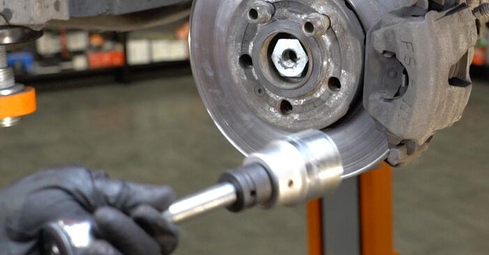 Ibiza III Schrägheck (6L) 1.4 TDI 2005 1.4 16V Federn - Handbuch zum Wechsel und der Reparatur eigenständig