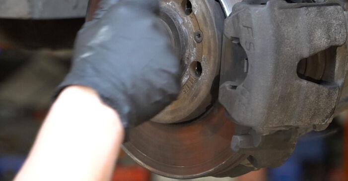 Federn am SEAT Ibiza III Schrägheck (6L) 1.9 TDI Cupra R 2007 wechseln – Laden Sie sich PDF-Handbücher und Videoanleitungen herunter