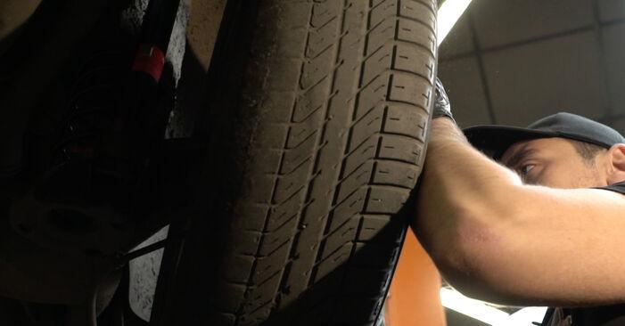 Kaip pakeisti SEAT Ibiza III Hatchback (6L) 2006 Spyruoklės - patarimai ir gudrybės