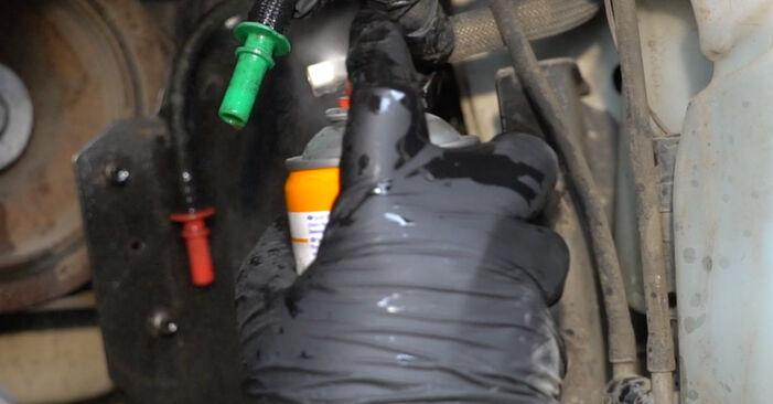 Comment changer Filtre à Carburant sur Renault Clio 3 2005 - Manuels PDF et vidéo gratuits