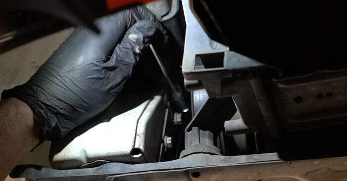 Replacing Poly V-Belt on Renault Clio 3 2005 1.5 dCi by yourself
