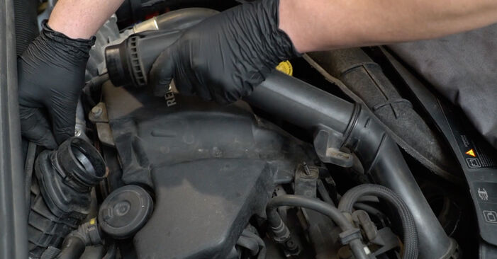 How to remove RENAULT CLIO 1.2 16V Hi-Flex 2009 Glow Plugs - online easy-to-follow instructions