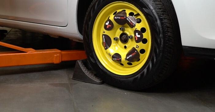 Wie Koppelstange Renault Clio 3 1.5 dCi 2005 tauschen - Kostenlose PDF- und Videoanleitungen