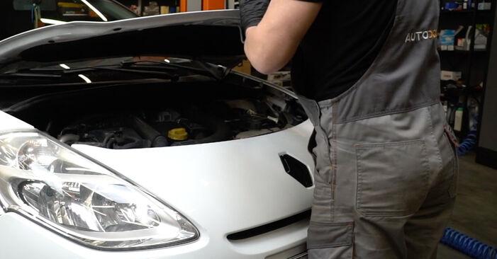 Wie Bremsbeläge Renault Clio 3 1.5 dCi 2005 tauschen - Kostenlose PDF- und Videoanleitungen