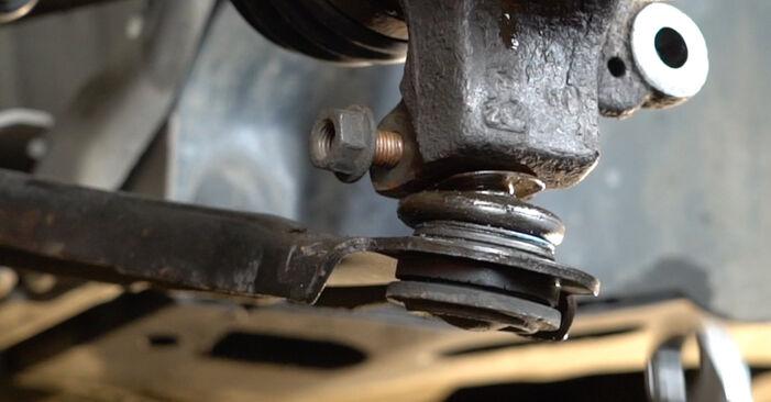 Radlager beim RENAULT CLIO 1.4 16V 2012 selber erneuern - DIY-Manual