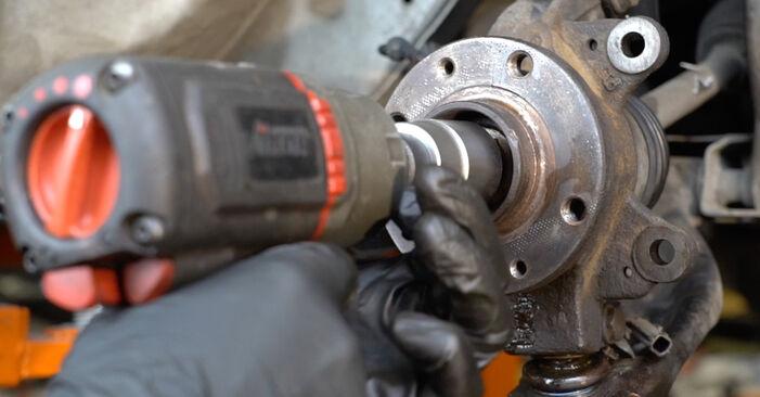 Zweckdienliche Tipps zum Austausch von Radlager beim RENAULT Clio III Schrägheck (BR0/1, CR0/1) 1.4 16V 2019