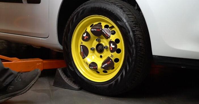 Wie Querlenker Renault Clio 3 1.5 dCi 2005 tauschen - Kostenlose PDF- und Videoanleitungen