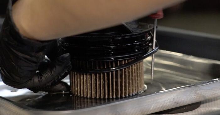 307 SW (3H) 2.0 HDi 135 2011 1.6 16V Kraftstofffilter - Handbuch zum Wechsel und der Reparatur eigenständig