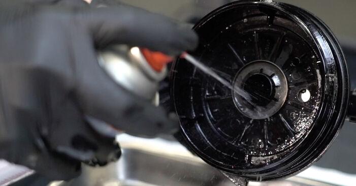 Schritt-für-Schritt-Anleitung zum selbstständigen Wechsel von Peugeot 307 SW 2000 2.0 HDi 135 Kraftstofffilter