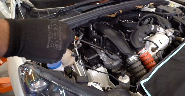 Need to know how to renew Oil Filter on PEUGEOT 308 ? This free workshop manual will help you to do it yourself