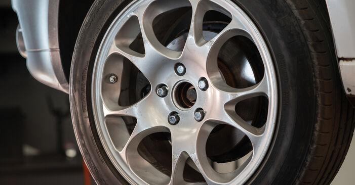 Wie schwer ist es, selbst zu reparieren: Querlenker VW Caddy 3 2.0 SDI 2010 Tausch - Downloaden Sie sich illustrierte Anleitungen