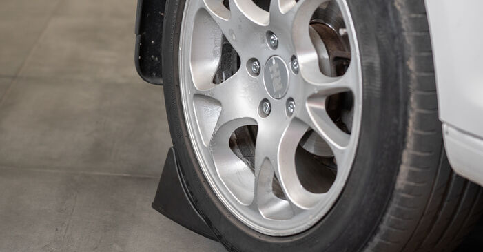 How to replace VW Caddy III Van (2KA, 2KH, 2CA, 2CH) 1.9 TDI 2005 Brake Calipers - step-by-step manuals and video guides
