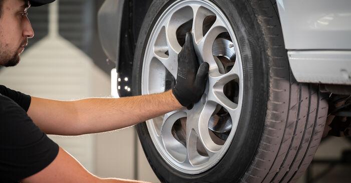 VW CADDY 1.9 TDI Lozisko kola výměna: online návody a video tutoriály